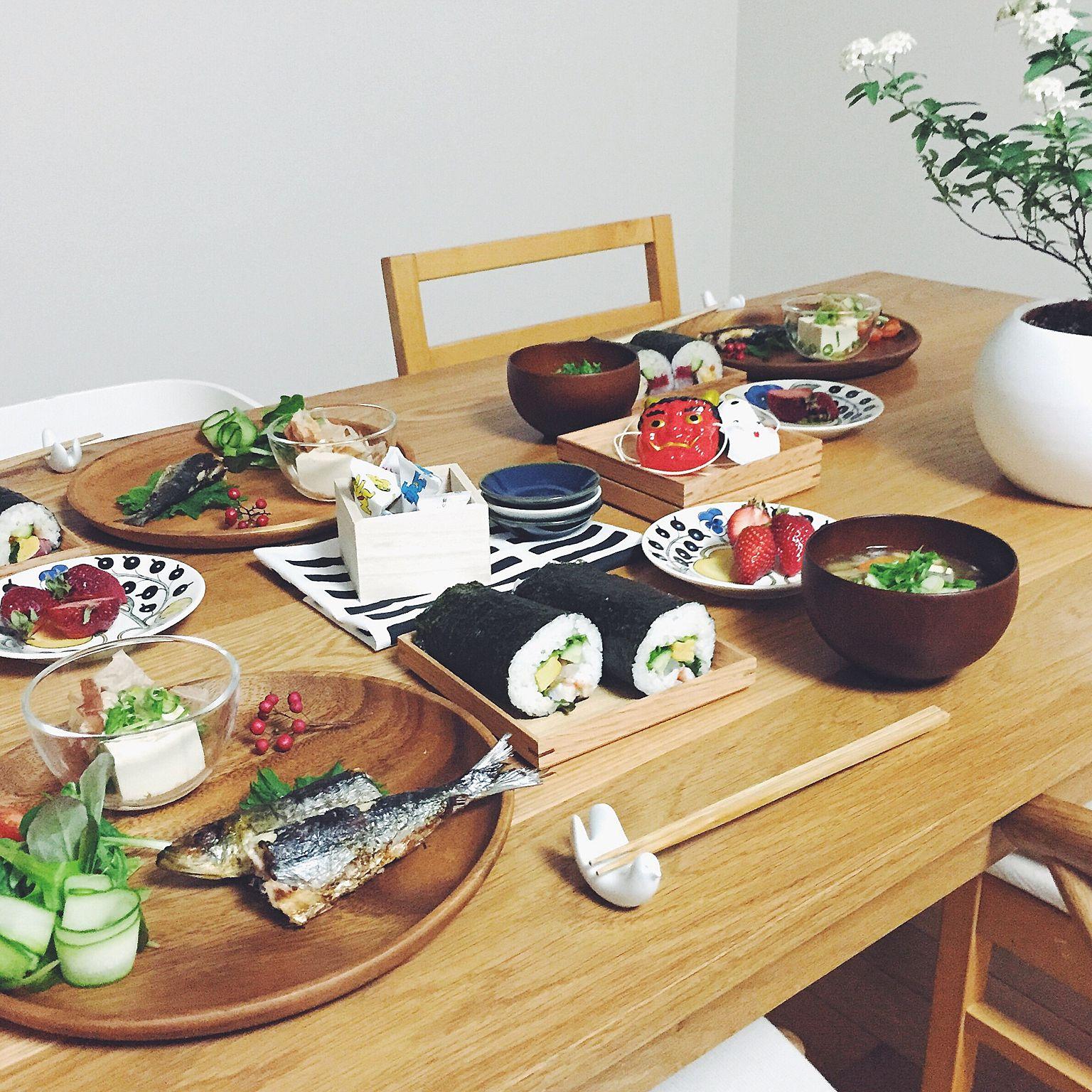 恵方巻きに合うサイドメニュー・おかず料理レシピ!子供に人気な具材は?のサムネイル画像