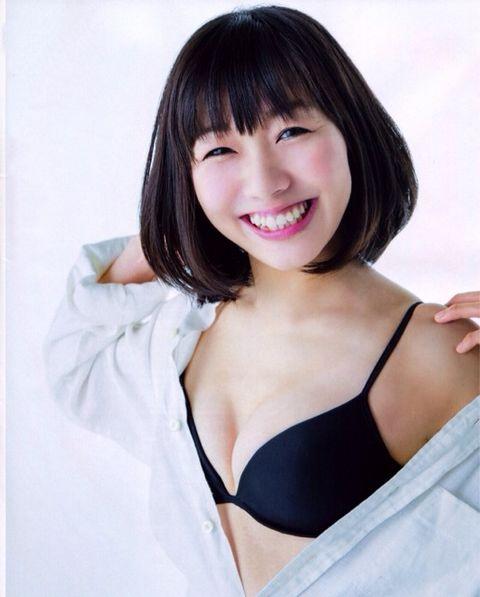 弾けた笑顔が眩しい須田亜香里