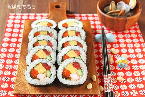 節分の料理レシピ特集!簡単な大豆・いわし料理や可愛い恵方巻きの作り方!のサムネイル画像