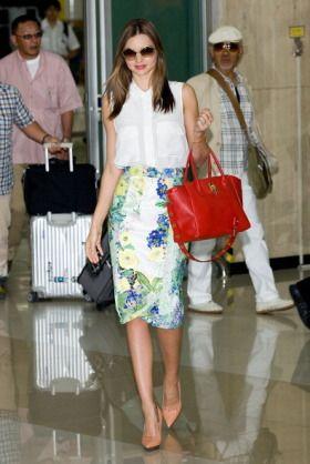 ミランダ・カーの私服ファッション画像集!ブランドは何?コーデ術も紹介!のサムネイル画像