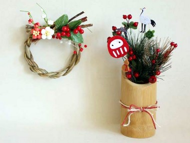 お正月の飾りを手作りで作ろう!簡単な作り方と種類を紹介!のサムネイル画像