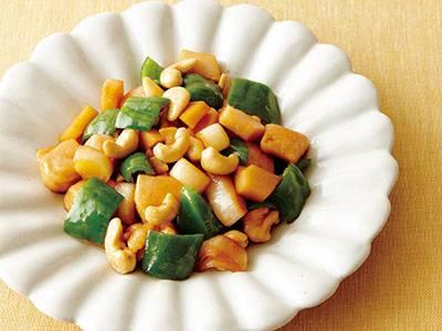 カシューナッツの栄養は?効果と効能まとめ!上手な食べ方と摂取のサムネイル画像