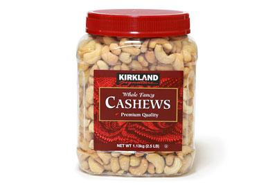 カシューナッツのカロリー!ダイエットに効果的?食べ過ぎは太るという噂のサムネイル画像