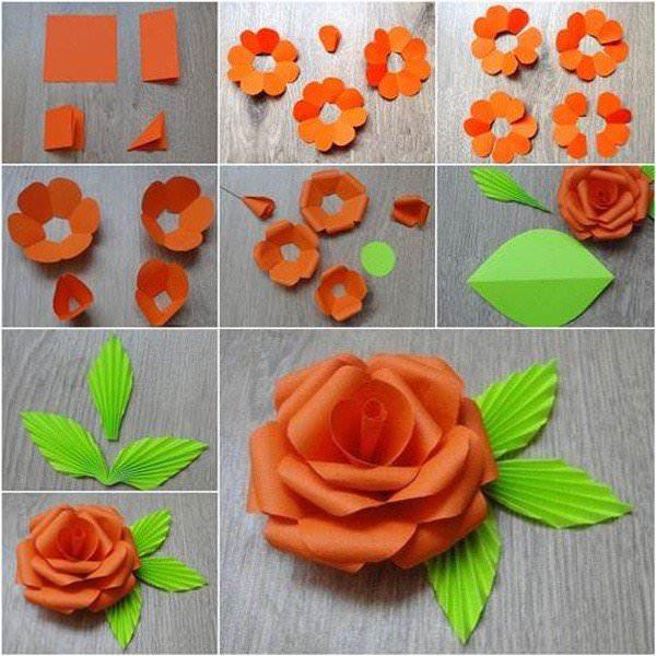 折り 折り紙 花の折り紙 : pinky-media.jp