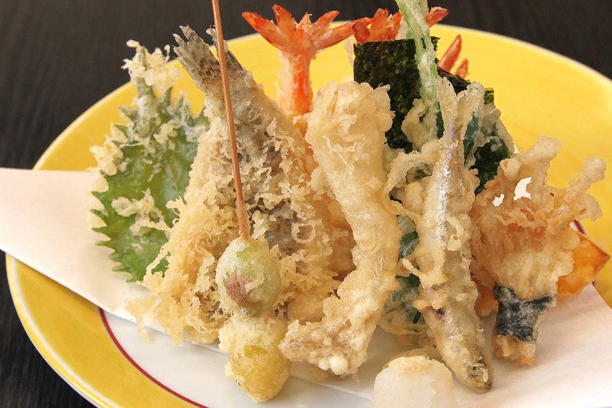 天ぷらが高カロリーというのは嘘?ダイエット中のポイントとは?のサムネイル画像