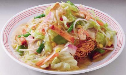 皿うどんのカロリーや栄養成分は?ダイエット向けの食べ方も紹介のサムネイル画像