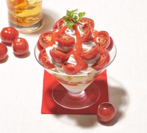 トマトの栄養値と効能まとめ!効果的に栄養を摂取する方法とは?のサムネイル画像