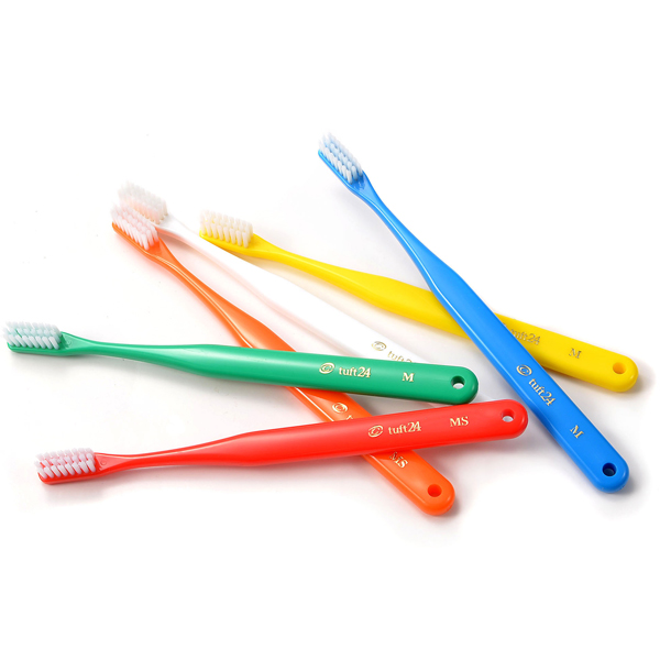 歯ブラシおすすめランキング!市販の選び方まとめ!【タフト24・ルシェロ】のサムネイル画像