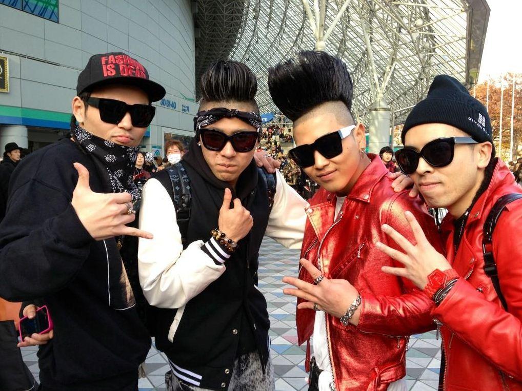 BIGBANGライブ!どんな服装で参戦しよう?男と子供が着る服なら