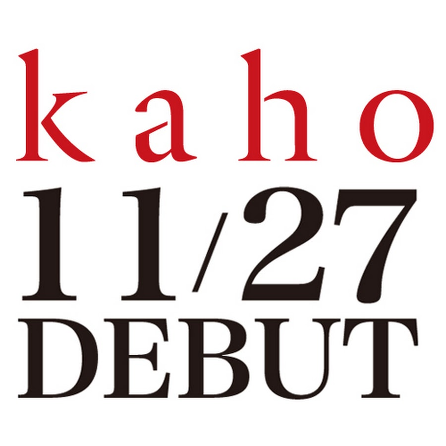 kaho official YouTube channel - YouTube