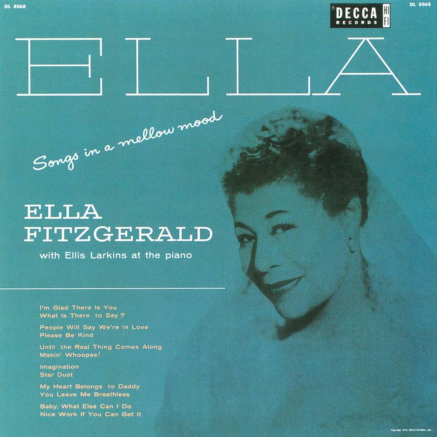 エラ・フィッツジェラルドの代表曲といえば?名盤アルバムをご紹介のサムネイル画像