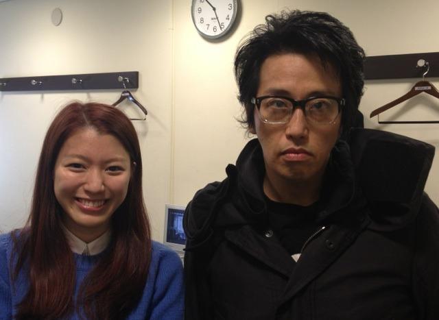 成海璃子の新熱愛彼氏は岡村靖幸!フライデー写真をまとめてみた!のサムネイル画像