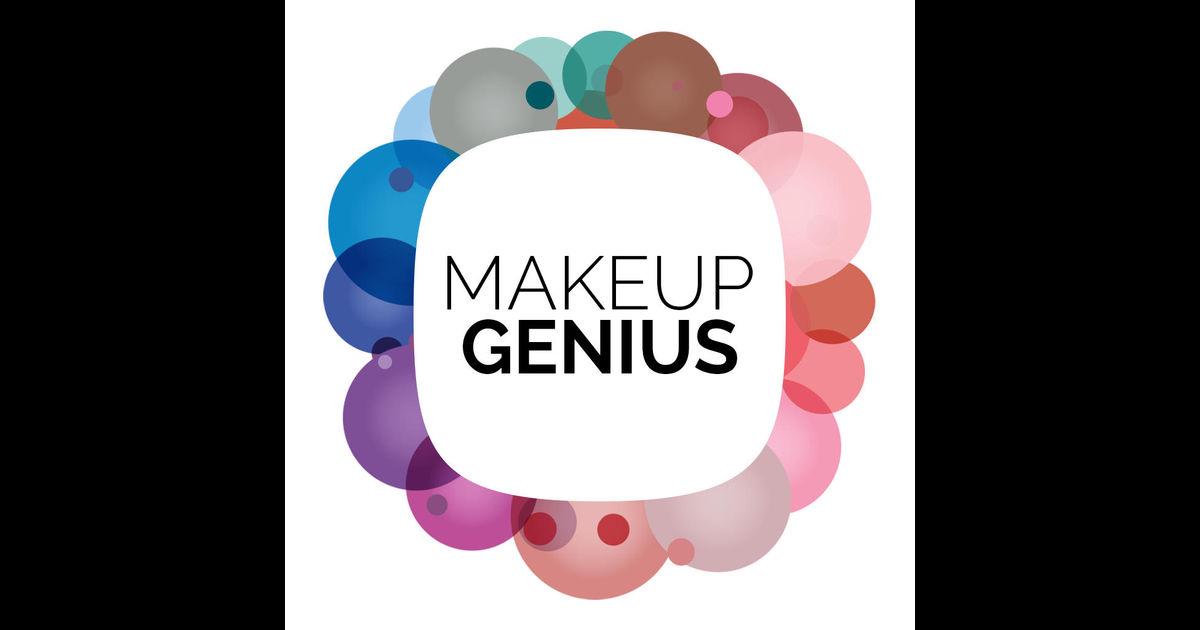 Makeup Geniusを App Store で