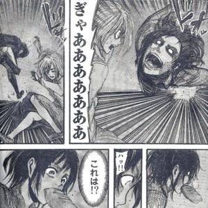 進撃の巨人・サシャがかわいい!正体はスパイ?【ネタバレ注意】のサムネイル画像