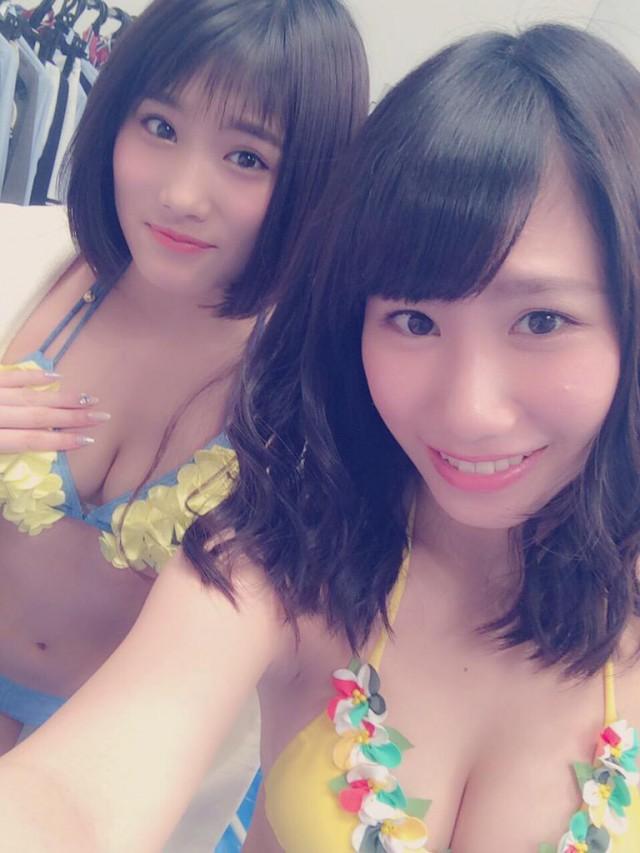 NMB48城恵理子のセクシー水着グラビア画像まとめ!カップ数は?のサムネイル画像