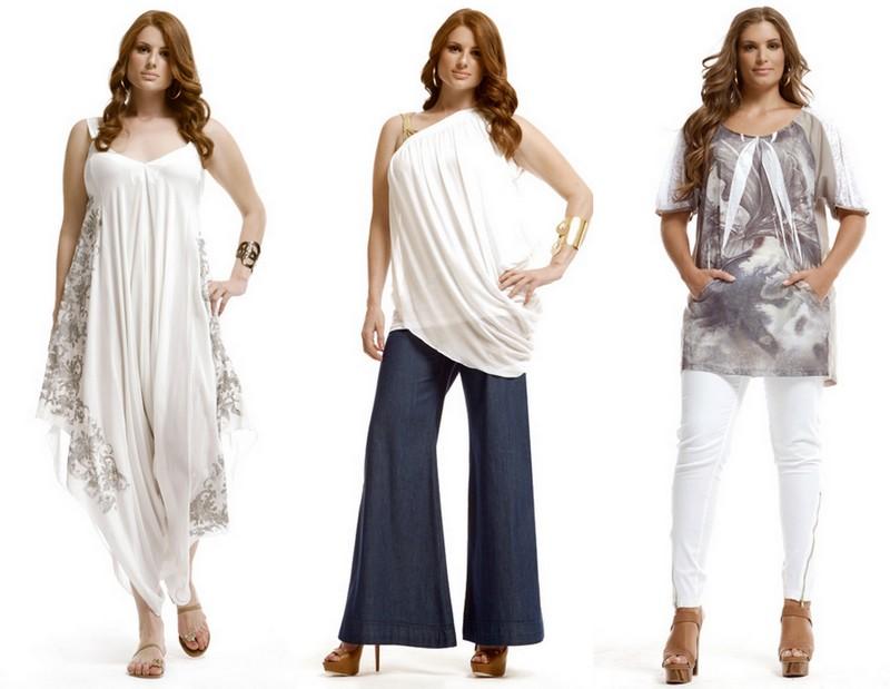 でぶのファッション・レディースコーディネート術!デブに似合う服は?のサムネイル画像