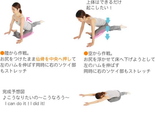 ハムストリングのストレッチ方法!固いときのマッサージ・柔軟の効果まとめ!のサムネイル画像