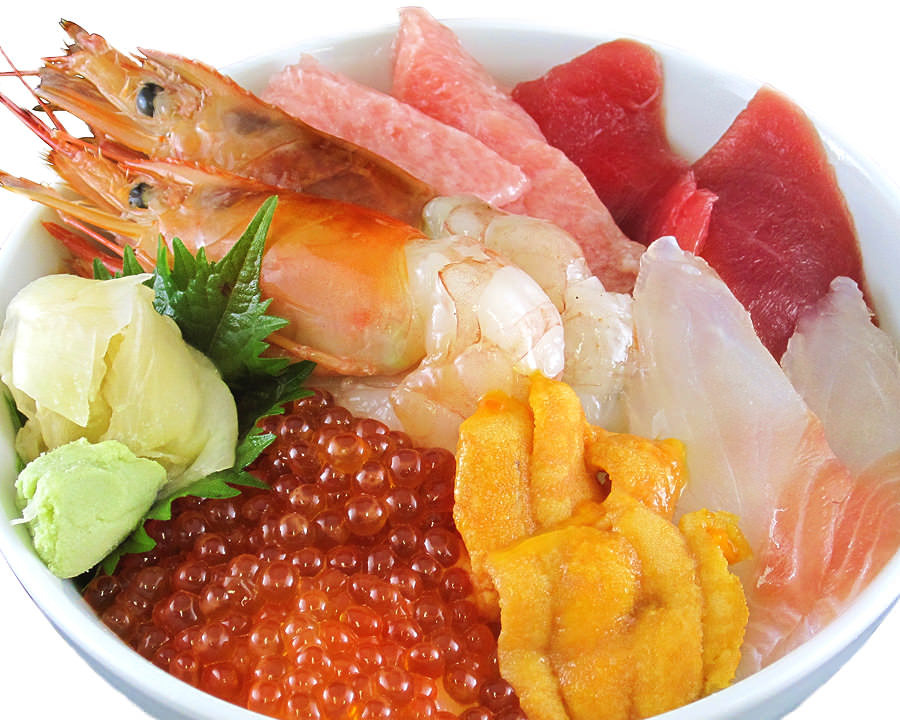 海鮮丼のカロリーや栄養価はどれくらい?ダイエット時は要注意!のサムネイル画像