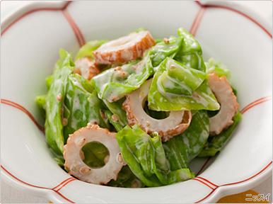 キャベツは栄養成分が豊富!加熱するとなくなる?おすすめの食べ方は?のサムネイル画像