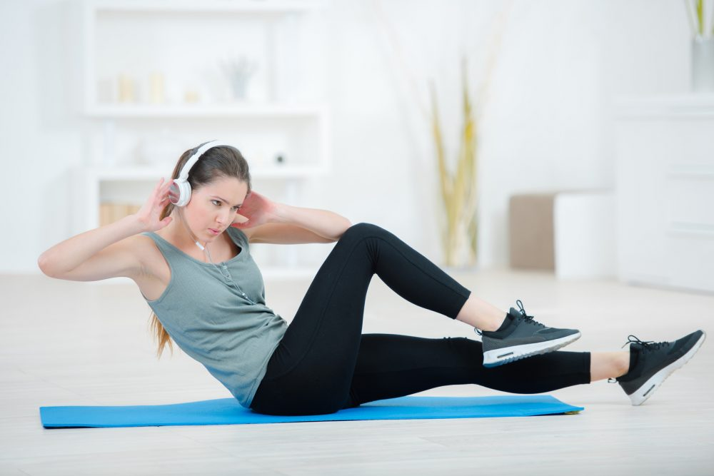 腹斜筋の鍛え方にはダンベルが効く!内腹斜筋を鍛えてくびれを作ろう!