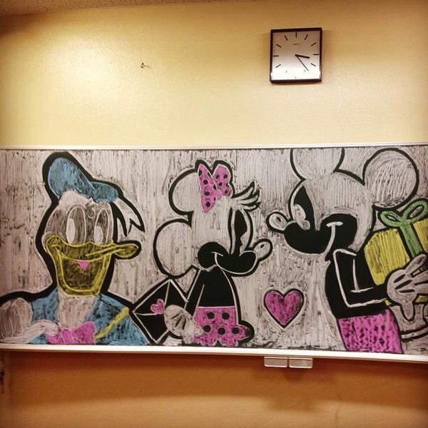 黒板アートの簡単な書き方のコツまとめ!卒業式・文化祭にピッタリ!のサムネイル画像