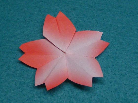 ハート 折り紙 折り紙で花の作り方 : pinky-media.jp