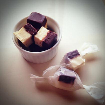 バレンタインに大量生産できる友チョコ簡単レシピ!かわいいデコでアレンジ!のサムネイル画像