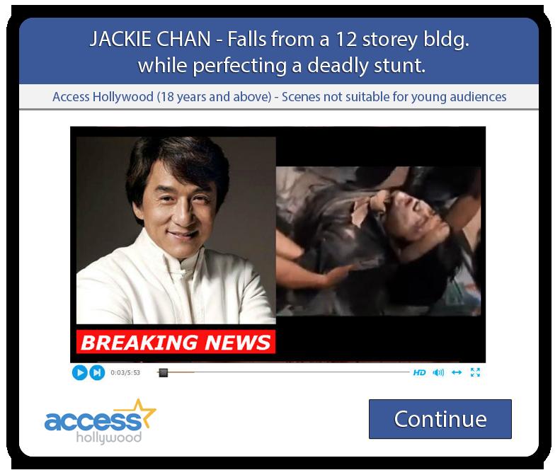 ジャッキー・チェンが事故で死亡!?何度もデマ報道が出る理由は?のサムネイル画像