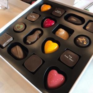 ピエール・マルコリーニのバレンタイン2017セレクション!限定チョコは?のサムネイル画像