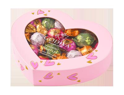 ゴディバのバレンタイン2017で本命チョコ!ハート缶もかわいい!のサムネイル画像