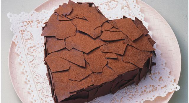 バレンタインケーキのレシピ特集!手作りが簡単に!ハート形で可愛く!