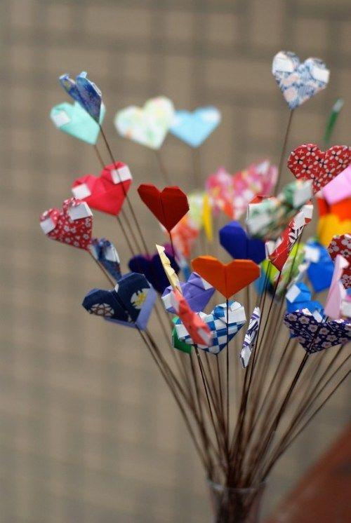 ハート 折り紙 和風 折り紙 折り方 : pinky-media.jp