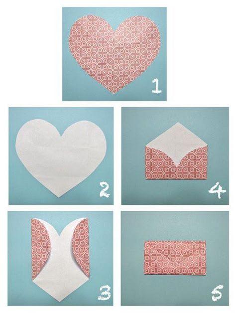 折り紙の 折り紙のハートの折り方 : pinky-media.jp