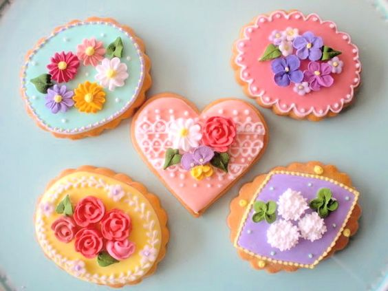 バレンタインクッキーのかわいい作り方!簡単にアイシングもできる!
