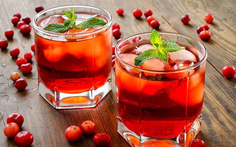クランベリージュースの作り方まとめ!カクテルレシピもご紹介!のサムネイル画像