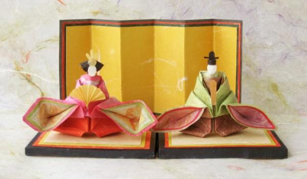 折り紙 雛人形 : pinky-media.jp