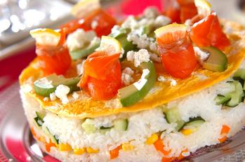 ひな祭り料理の献立メニューのレシピ集!ごちそうが簡単!パーティーにも!のサムネイル画像