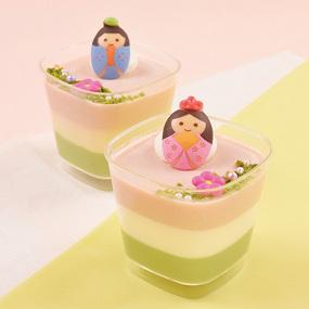 ひな祭りのケーキ&お菓子のレシピまとめ!手作りを子供と一緒に!のサムネイル画像