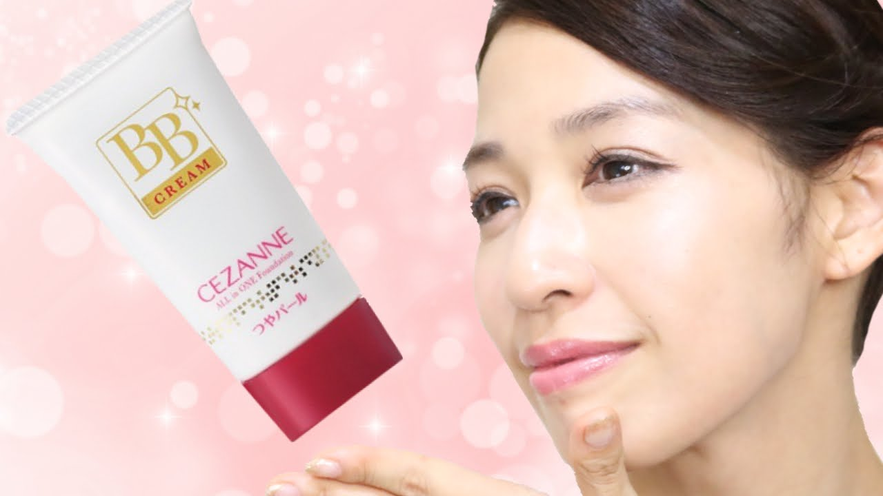 セザンヌ・BBクリームの口コミまとめ!石鹸で落ちる優れもの?のサムネイル画像