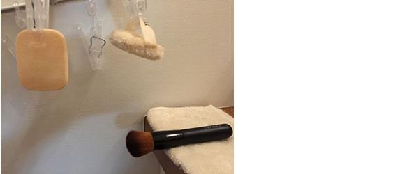 メイク用スポンジで化粧が変わる!正しい洗い方・お手入れ方法は?のサムネイル画像