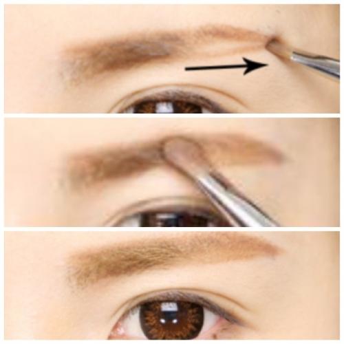 メイクで眉毛が大変身!濃い人・薄い人それぞれのやり方まとめ!のサムネイル画像