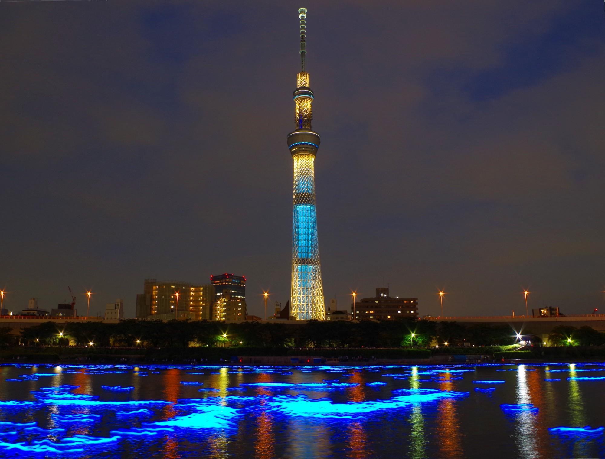 夜デートにおすすめ!仕事帰りでも行ける東京都内デートスポット21選のサムネイル画像