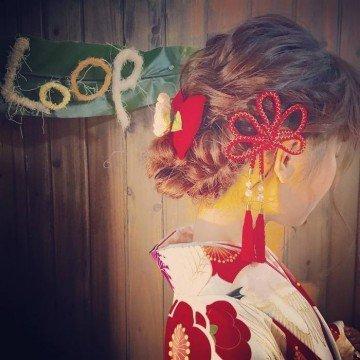 パーティー向けヘアスタイル特集!結婚式や卒業式にも持ってこい!のサムネイル画像