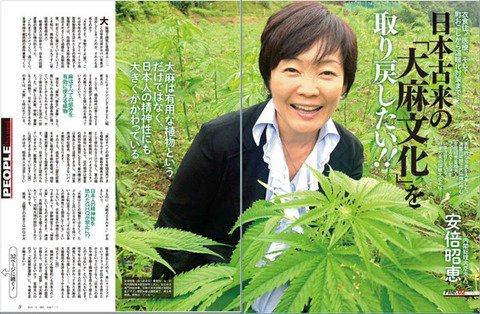 首相夫人・安倍昭恵に子供がいないのはなぜ?学歴や森永製菓との関係を調査のサムネイル画像