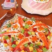 ひな祭りのちらし寿司人気レシピ集!具の意味や由来も解説!食べる理由は?のサムネイル画像