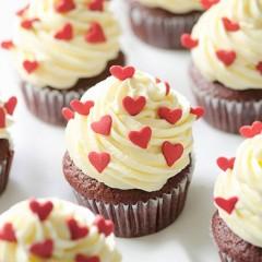 可愛いカップケーキのレシピまとめ!初心者でも簡単な作り方は?のサムネイル画像