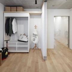 ワンルームインテリア実例集!一人暮らし部屋で真似したいレイアウトのサムネイル画像