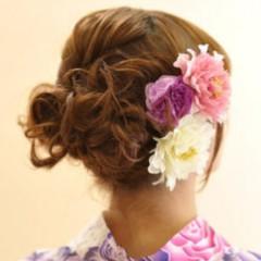 浴衣に似合う髪飾りは手作り出来る!100均の材料で簡単に!のサムネイル画像