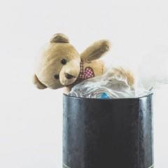 チラシをゴミ箱に!丈夫でちょっとした掃除にも使えるゴミ箱の折り方まとめのサムネイル画像
